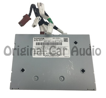 Toyota satellite radio receiver module and connector harness