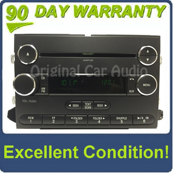 2012 2013 2014 Ford Expedition OEM Radio MP3 CD Player AM FM Satellite Receiver