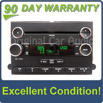 2011 - 2014 Ford Expedition AM FM Radio CD Player MP3 Satellite Receiver