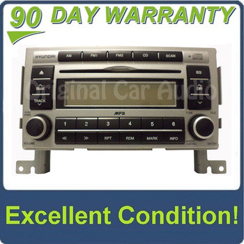 Hyundai Radio MP3 CD Player AM FM Receiver Stereo OEM