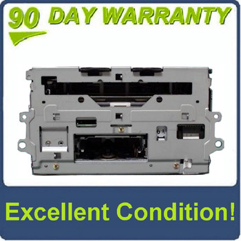 NISSAN Murano AM FM Radio 6 Disc CD Changer Player with out the face 28185 CC200 PN-2764H
