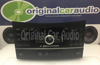 2010-2013 Mercedes-Benz E350 E-Class OEM Navigation COMMAND Radio MULTI CD DISC PLAYE