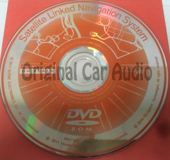 Acura Honda Satellite Navigation System GPS DVD Drive Disc BM513AO Ver. 3.B0