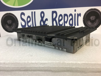 2009 Volvo C30 Audio Amplifier 31310007 31282140