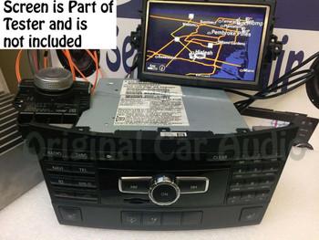 2013 Mercedes-Benz CLS-Class E-Class Navigation MULTI CD DISC PLAYER Radio NAVI OEM COMMAND