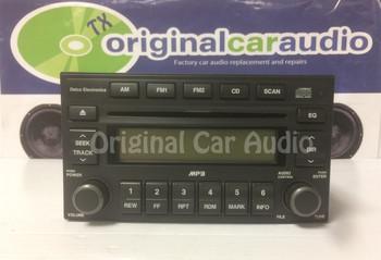07 08 Kia SORENTO 8 Speaker Radio AM FM MP3 CD Player Stereo 96110-3E600