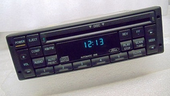 1991 - 1998 Ford Mercury Sable Taurus Windstar Mustang Radio CD