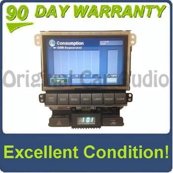 06 Lexus RX400h navigation GPS back up camera display screen 86110-48180