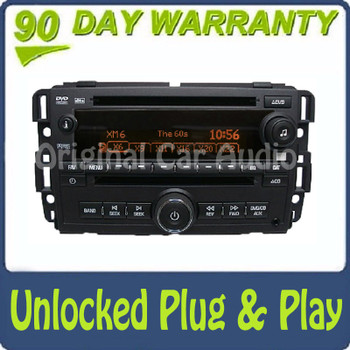 2009 New Unlocked Saturn Radio CD DVD Player MP3 AUX OEM