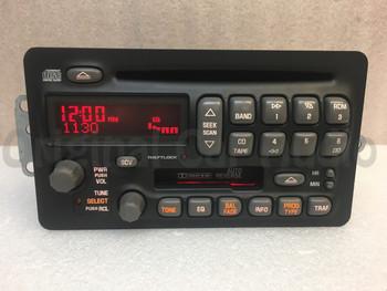2001 - 2005 GM Pontiac Aztek Grand AM Montana Radio Cassette Single CD Radio