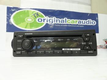06-14 VOLVO VLN Radio Stereo Single CD Player OEM Factory