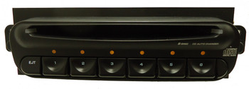 NEW 1997 - 2007 Chrysler Jeep Dodge Plymouth OEM 6 CD In-dash Player Changer