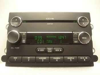 Ford Lincoln Mercury Edge MKX F150 Milan Radio Stereo 6 Disc Changer MP3 CD Player 2007 2008 2009 2010 - 2013