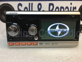 2008 - 2014 Scion TC XD Alpine Touch Screen Receiver OEM AXCL-W09U