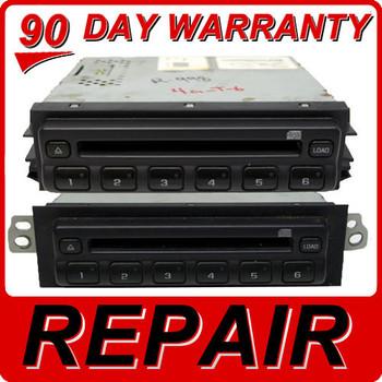 REPAIR Service 2002 2003 2004 2005 2006 Chevy GMC OEM TAHOE YUKON SIERRA Escalade 6 Disc CD Changer
