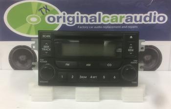 2005 2006 KIA Spectra OEM AM FM Stereo CD Player 96150-2F100