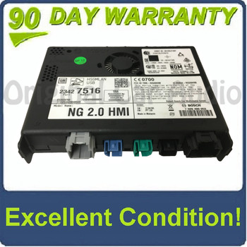2013-2015 GM Chevy Cadillac OEM Multimedia Infotainment Receiver NG 2.0 HMI