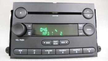 2006 - 2009 Ford Mercury OEM AM FM Radio Stereo MP3 CD Player Receiver