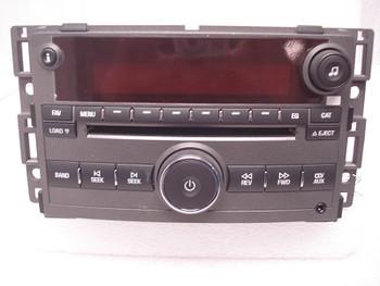 2007 - 2008 Pontiac Solstice Radio MP3 6 CD Changer