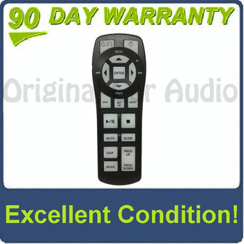 2008 - 2013 Chrysler Dodge Jeep OEM VES Entertainment System Single Channel IR Wireless Remote Control