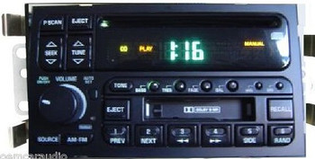 Buick LeSabre Radio CD Player AM FM Stereo Receiver OEM