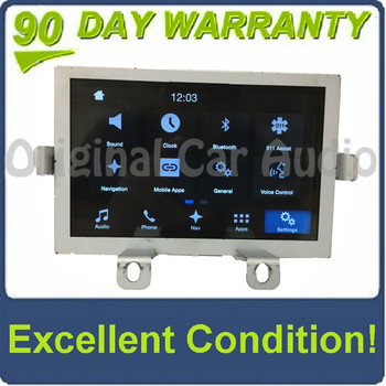 """2013 - 2019 Ford Fiesta OEM Sync 3 6.5"""" Touch Screen Display Monitor"""