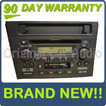 NEW Acura TL 39101 SOK A110 M1 2TB0 1999 2000 2001 Radio CD Player BOSE 39100-S0K-A110