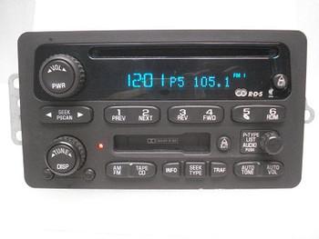 GMC Chevy Radio CD Player Receiver AM FM Stereo OEM