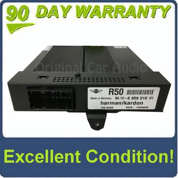 2002 - 2007 Mini Cooper OEM Harman Kardon Premium Sound Amplifier Amp R50