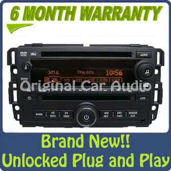 2007 2008 GMC Suzuki Vitara Radio CD DVD Player