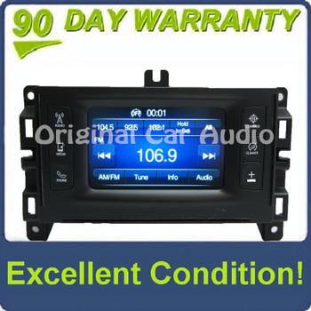 2015 - 2016 Chrysler 200 OEM RA2 VP2 Touch Screen Bluetooth SAT Radio Media Reciever