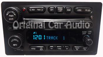 05 to 12 Colorado Canyon Radio Receiver Control Stereo CD Player MP3 15189817