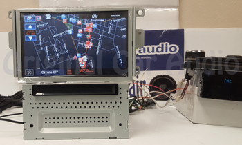 2011 - 2012 FORD F150 Raptor Satellite Radio Stereo MP3 CD Player