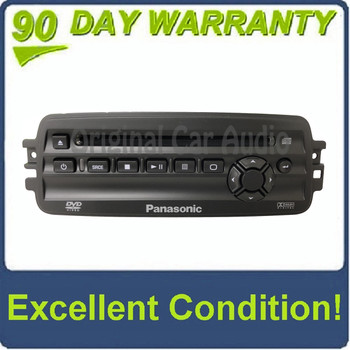 NEW 2003 - 2006 Chevy GMC Cadillac DVD Player FACEPLATE ONLY