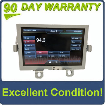 """2013 - 2016 Ford Fiesta OEM SYNC 2 6.5"""" Touch Screen Information Radio Display Monitor"""