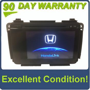2016 - 2017 Honda HRV HR-V OEM Single CD Touch Screen AM FM Radio Receiver 3BP0