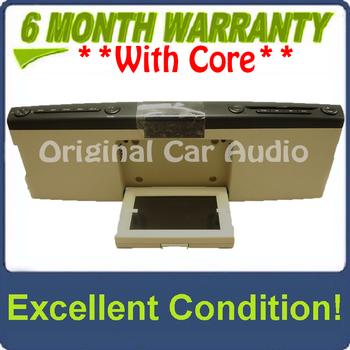 NEW 2007 - 2010 Lincoln Mark LT MKX Navigator OEM Overhead RSE Rear Seat DVD Player Display Assembly BLACK/CREAM