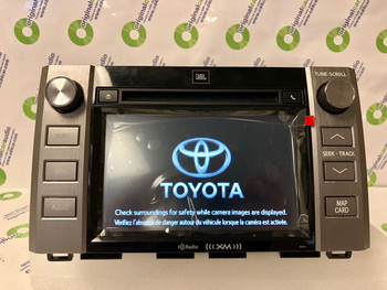 Toyota 86804-0C090 Navigation Receiver Assembly
