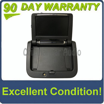 2010 - 2017 Buick Chevrolet GMC OEM DVD Headrest Display Monitor LEFT DRIVER SIDE