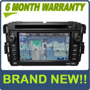 BRAND NEW GMC Chevy Navigation Radio GPS CD Player Stereo OEM