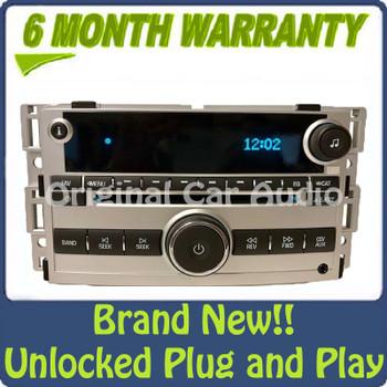 NEW Chevy Malibu Radio Auxiliary MP3 CD Player OEM