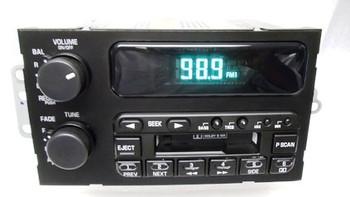 1996 - 2001 Buick Century LeSabre Park Ave Tape Radio