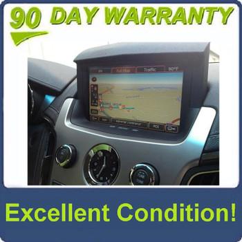 2008 - 2012 Cadillac CTS SRX OEM Navigation Radio Pop Up Touch Screen Display Monitor
