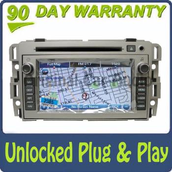 2007 - 2008 Buick Lucerne Navigation Radio GPS Screen CD Player