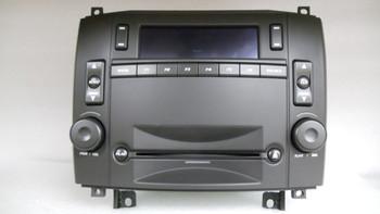 Caddilac SRX CTS CD Player Radio Receiver OEM Factory