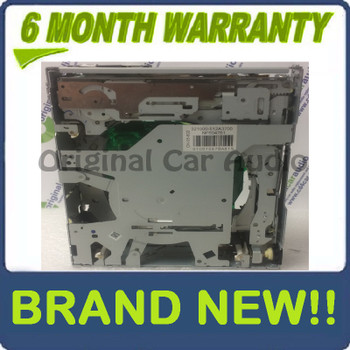 New 6 CD Mechanism Replacement Chevy GMC Pontiac Mech Only