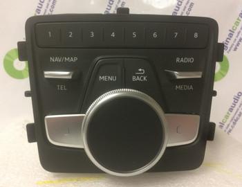 2016 - 2017 Audi A4 Allroad OEM Factory Navigation Radio Media Control Switch