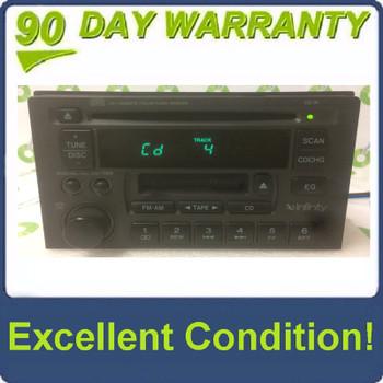 2004 - 2005 Hyundai GX350 OEM Infinity AM FM Radio CD Player Receiver
