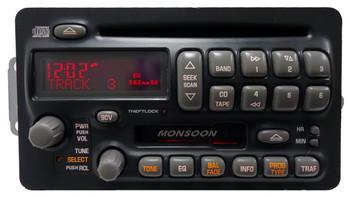 Pontiac Grand Am Sunfire CD Player Tape Radio AM FM OEM