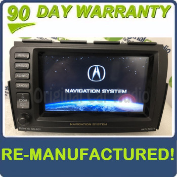 2003 03 Acura MDX w/Navigation SCREEN LCD 39810-S3V-A110-M1, 39810-S3V-A110, 39810S3VA110, 39810S3VA110M1
